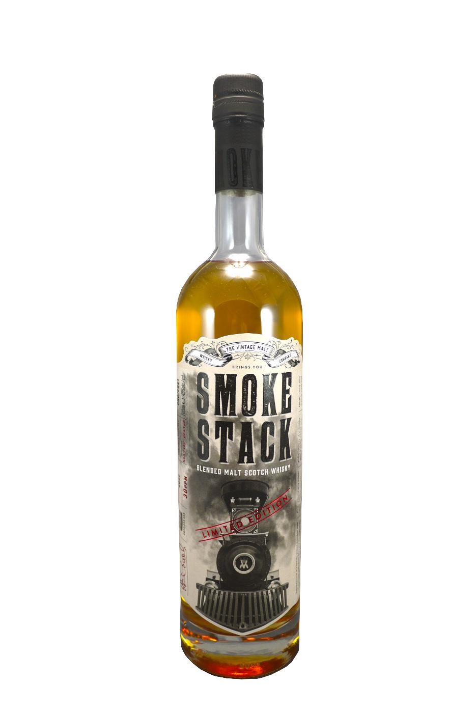 SMOKESTACK Whisky Blended 46% | Whisky Tourbé