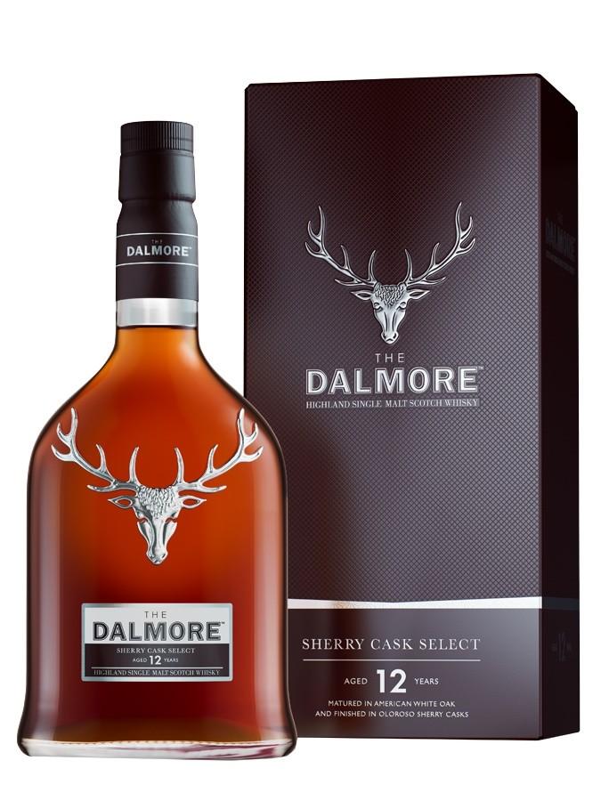 DALMORE 12 ans Sherry Cask Select 43% | Finition en Fût de Xérès | Whisky Écossais