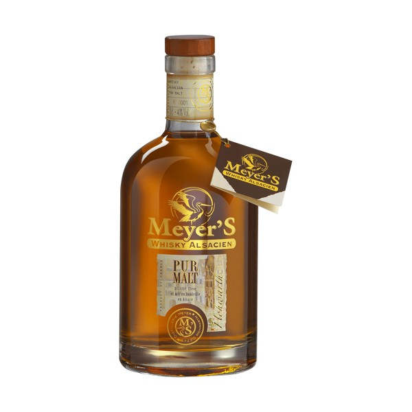 MEYER\'S Pur Malt 40% | Whisky alsacien