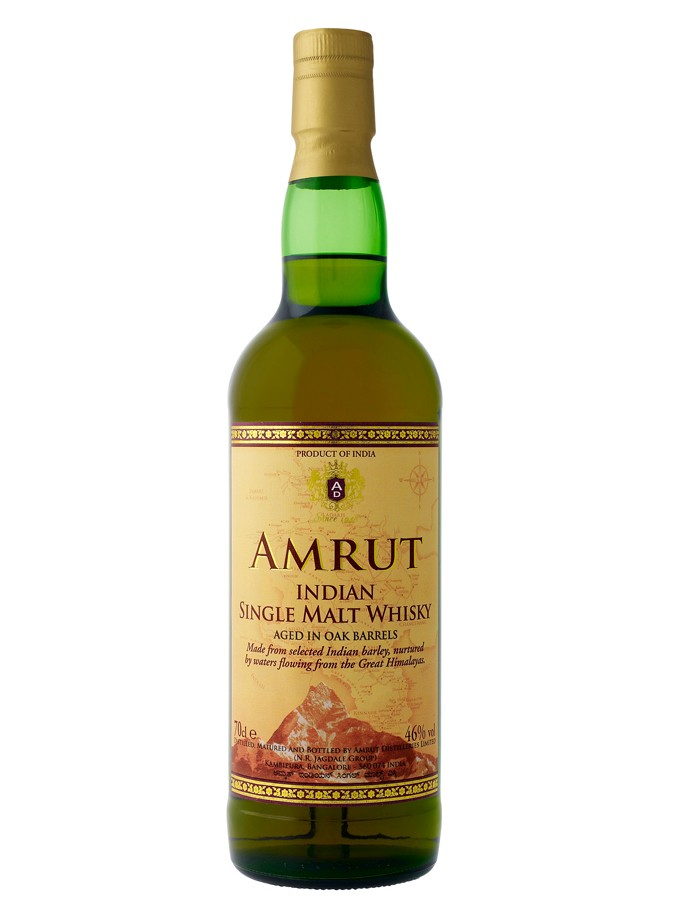 AMRUT Single Malt 46% | Single Malt Whisky Indien