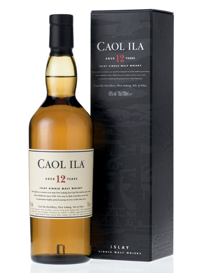 CAOL ILA 12 ans 43% | Single Malt Whisky, Islay