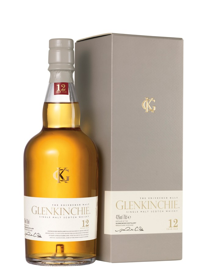 GLENKINCHIE 12 ans 43% | Single Malt Whisky, Lowlands