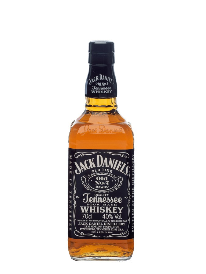 JACK DANIEL\'S No7 | Whisky Américain, Tennessee