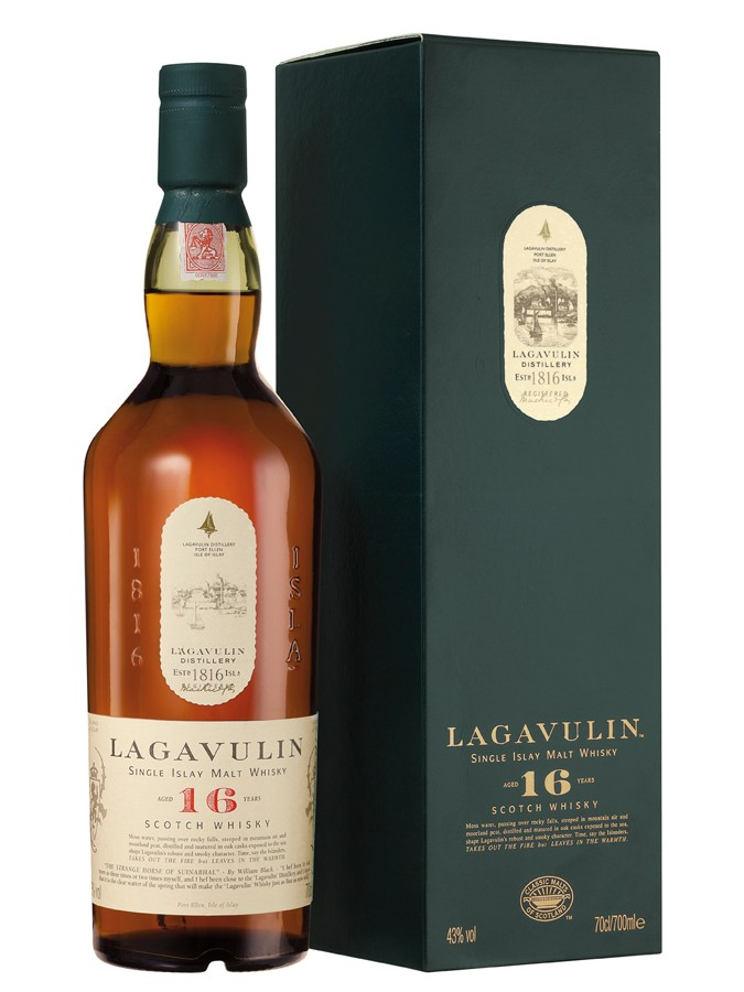 LAGAVULIN 16 ans 43% | Single Malt Whisky