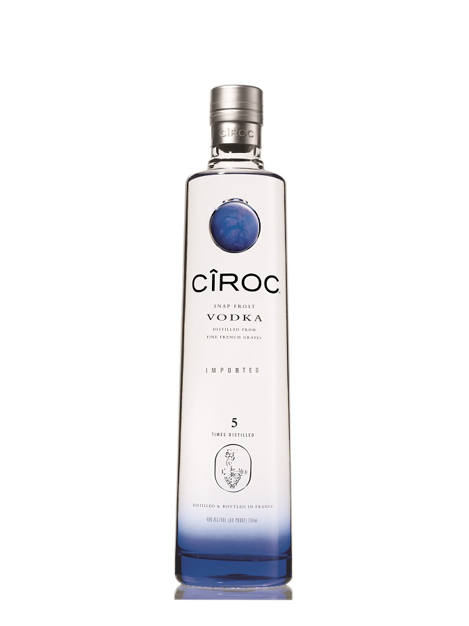 CIROC Vodka 40%