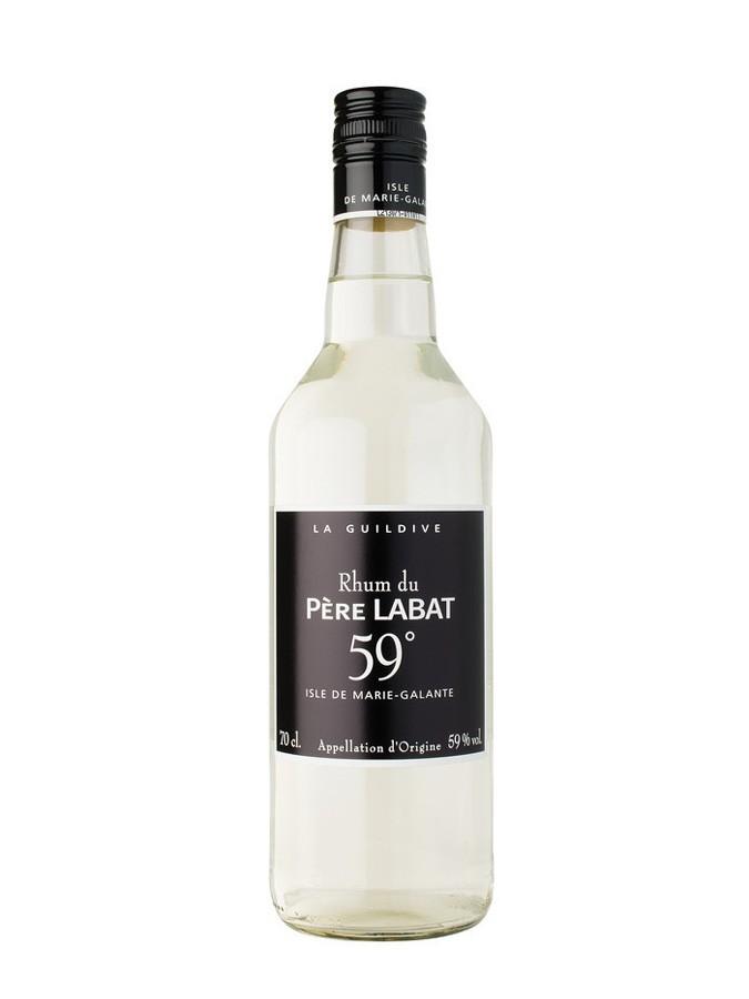 PERE LABAT 59% | Rhum Blanc Agricole, Marie-Galante