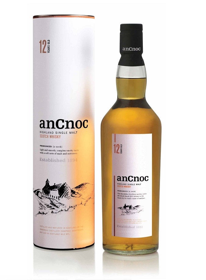 AN CNOC 12 ans 40% | Single Malt Whisky, Speyside