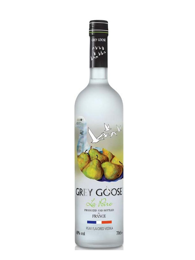 GREY GOOSE La Poire 40% | Vodka Aromatisée