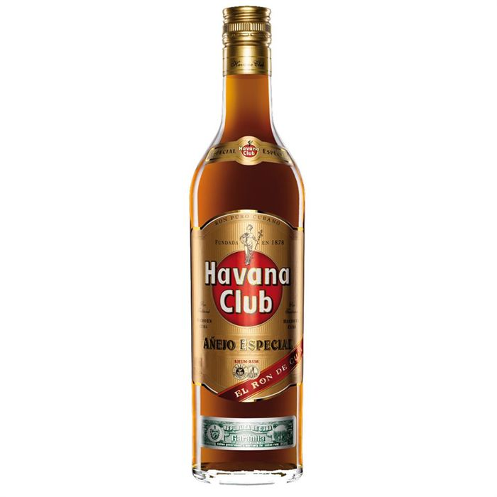 HAVANA CLUB Anejo Especial 40% | Rhum traditionnel cubain