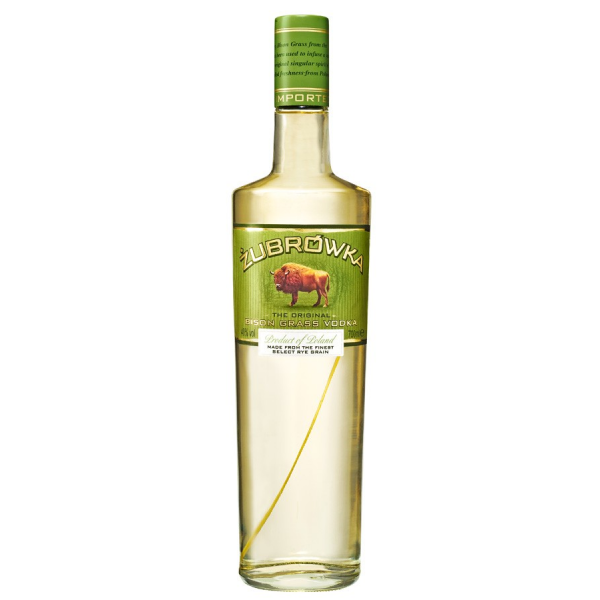 ZUBROWKA Vodka 40%