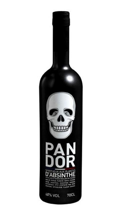 PANDOR Black 60% | Absinthe