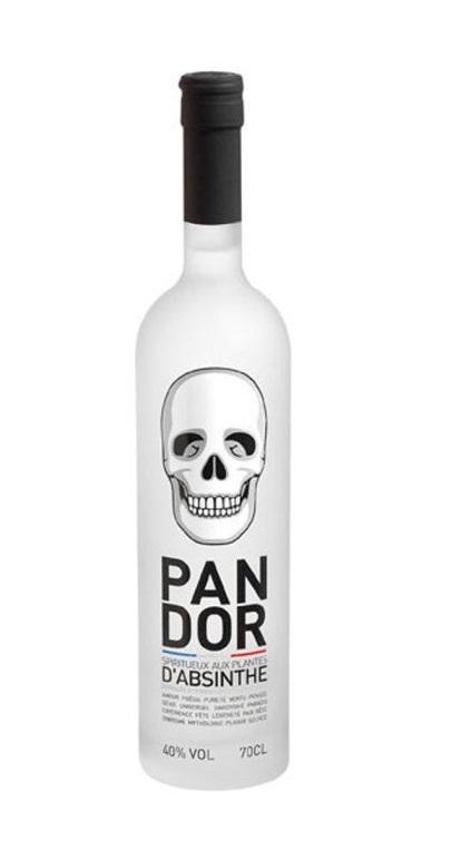 PANDOR White 40% | Absinthe
