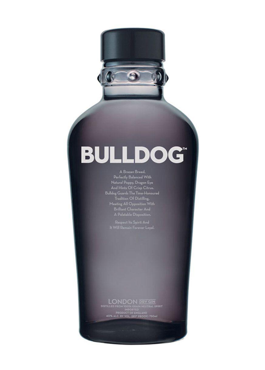 BULLDOG 40% Gin