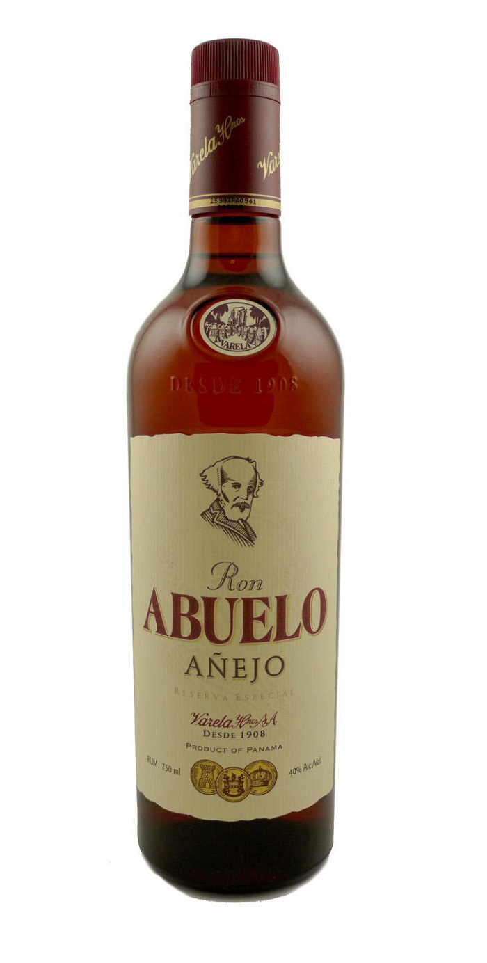 ABUELO Anejo 40% | Rhum traditionnel, Panama