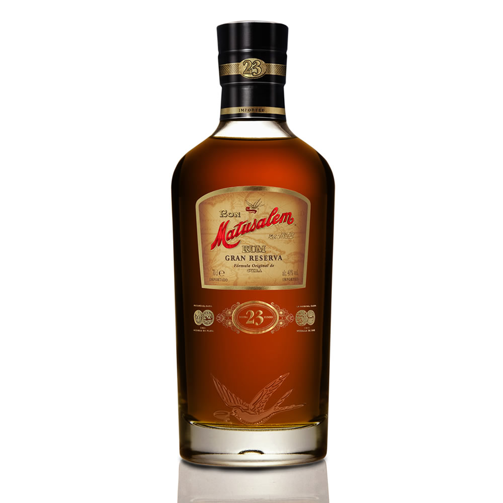 MATUSALEM 23 ans 40% | Rhum traditionnel cubain