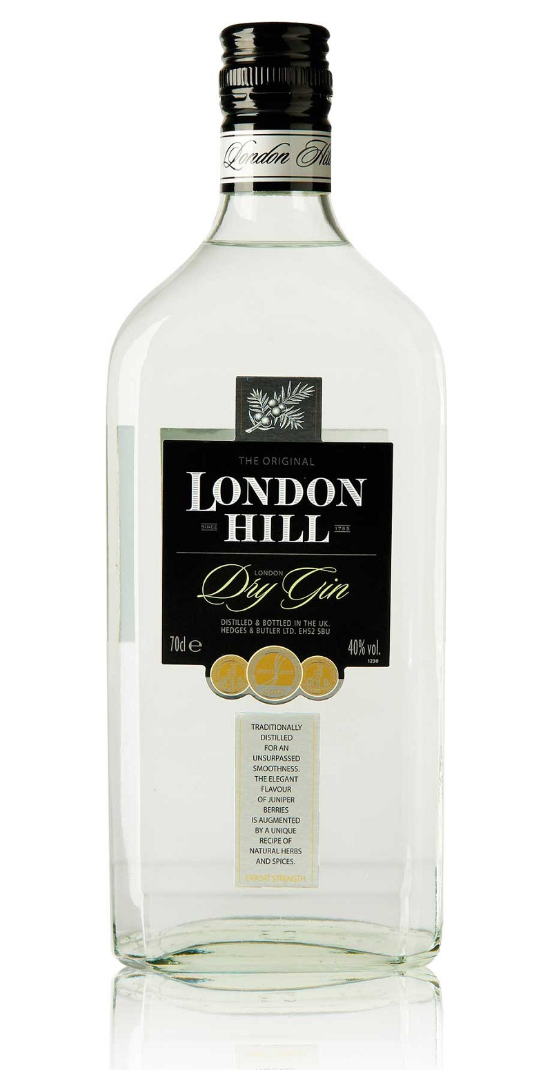 LONDON HILL The Original Gin
