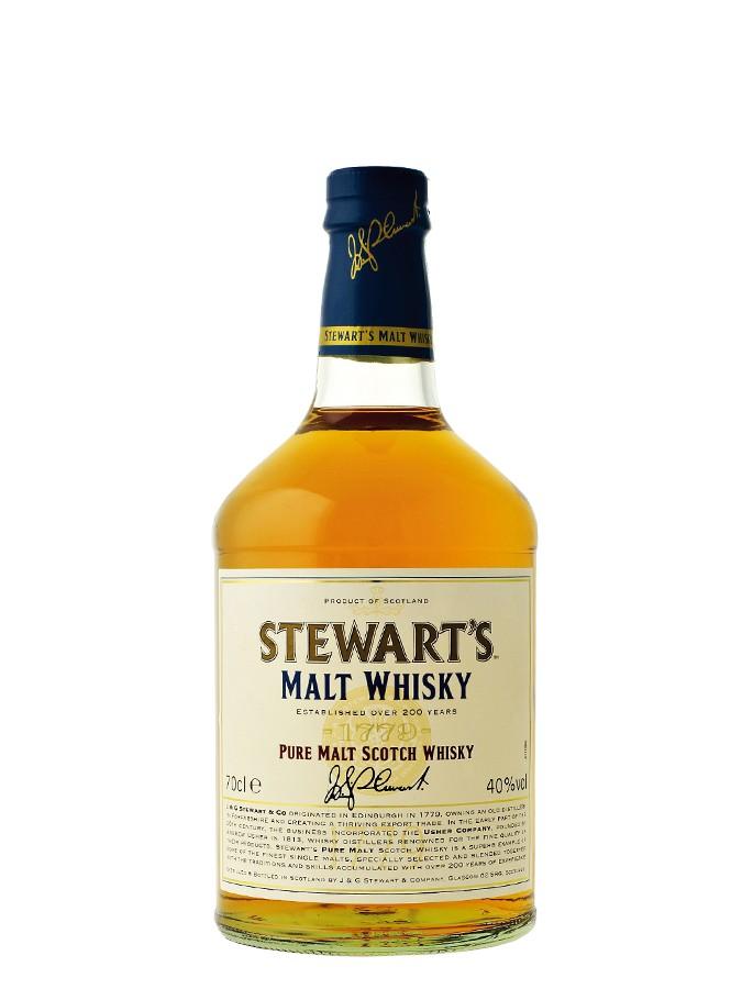 STEWART\'S Blended Malt 40%