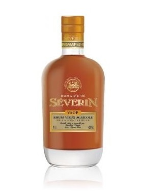 SEVERIN VSOP 42% | Rhum Agricole, Guadeloupe