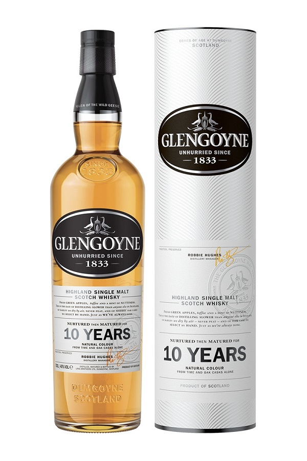 GLENGOYNE 10 ans | Single Malt Whisy, Highlands