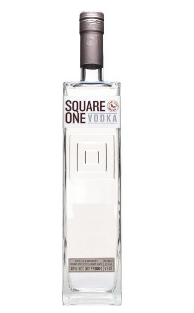 SQUARE ONE Rye Vodka 40%