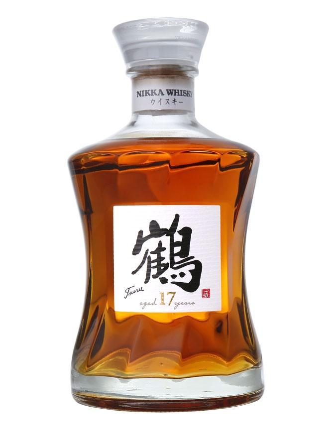 NIKKA 17 ans Tsuru 43% | Whisky Japonais