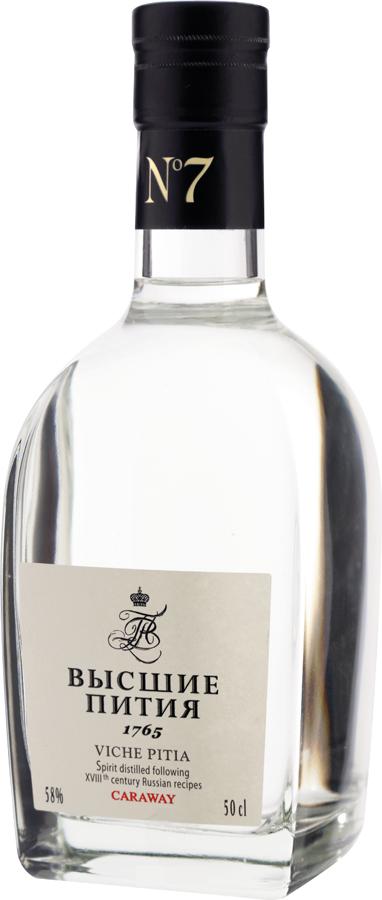 VICHE PITIA No7 58% | Vodka Française