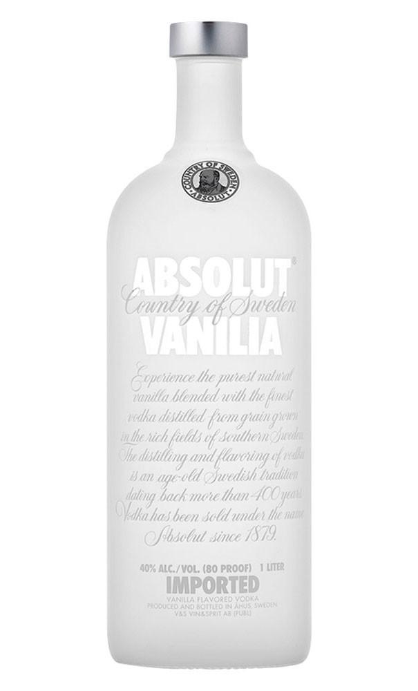 ABSOLUT Vodka Vanilia 40%