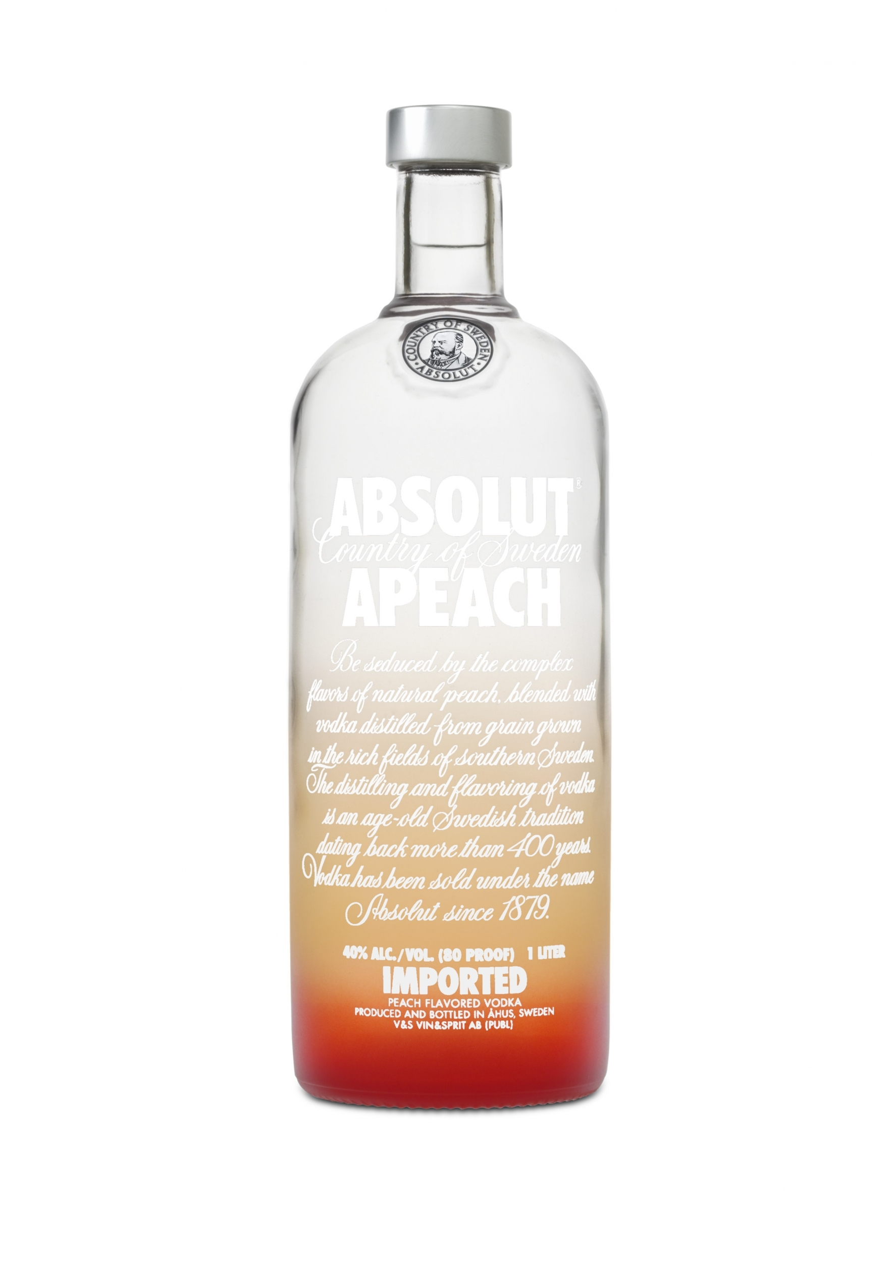 ABSOLUT Apeach 40%