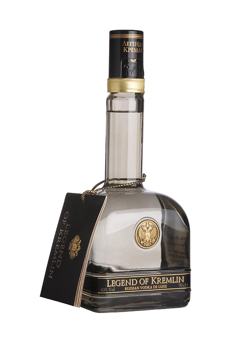 LEGEND OF KREMLIN Vodka 40%