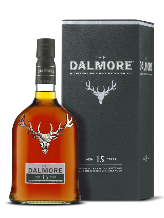 DALMORE 15 ans 40% | Single Malt Whisky, Highlands