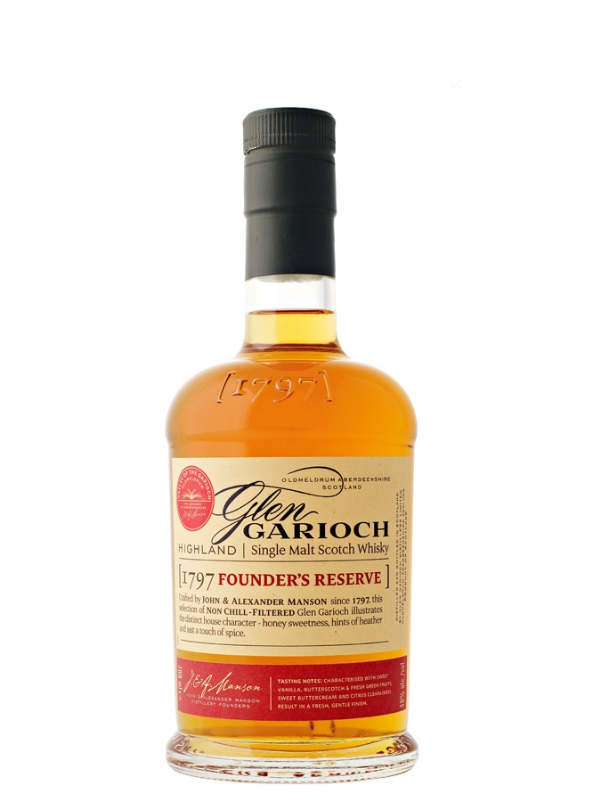 GLEN GARIOCH Founders Reserve 1797 48% | Single Malt Whisky