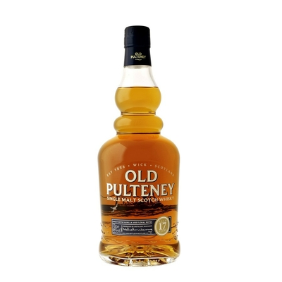 OLD PULTENEY 17 ANS whisky
