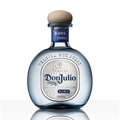 DON JULIO BLANCO 38% TEQUILA