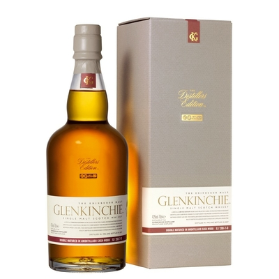 GLENKINCHIE DISTILLERS EDITION 43%
