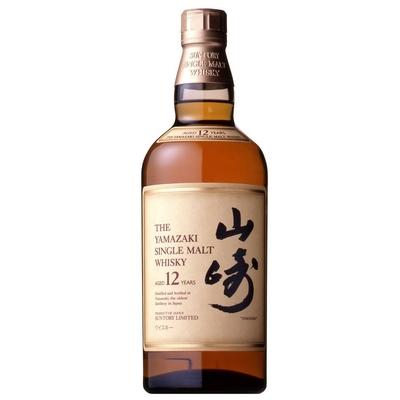 SUNTORY 12 ANS YAMAZAKI  whisky japonais