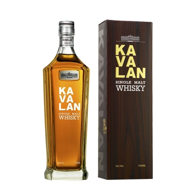KAVALAN SINGLE MALT whisky taiwanais