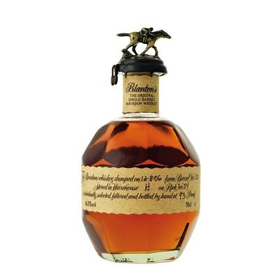 BUFFALO TRACE BLANTON'S ORIGINAL whiskey