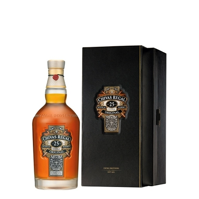 CHIVAS 25 ANS REGAL 40%