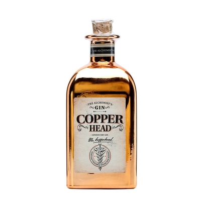 COPPER HEAD Gin 40%