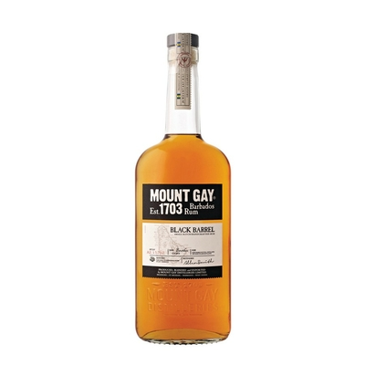 MOUNT GAY BLACK BARREL 43%