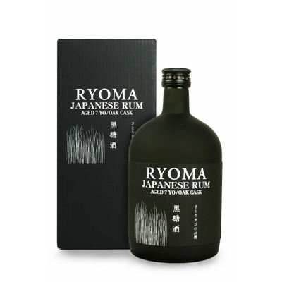 Ryoma 7 ans rhum