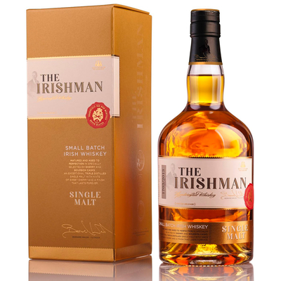 the irishman Single Malt 40%
