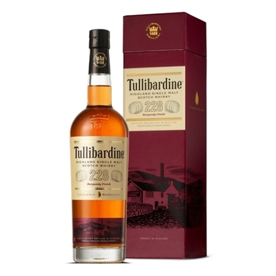 TULLIBARDINE 228 BURGUNDY FINISH 43%
