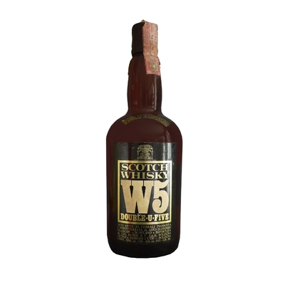 W5 BLENDED SCOTCH WHISKY