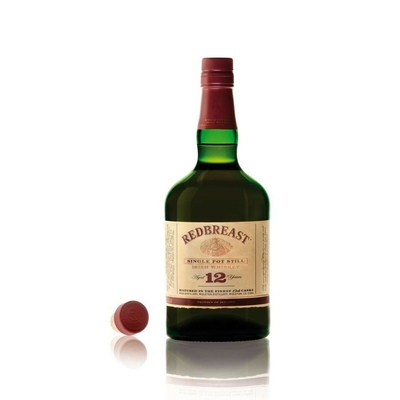MIDELTON REDBREAST 12 ANS SINGLE POT STILL whiskey