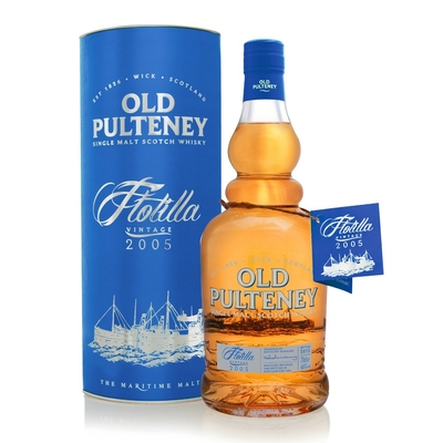 OLD PULTENEY 2005 Flotilla