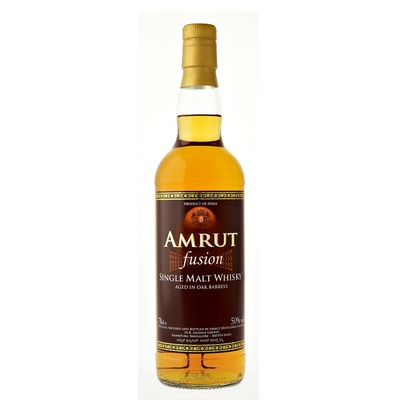 AMRUT FUSION whisky indien