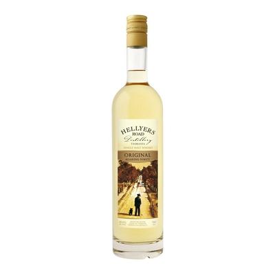 HELLYERS ROAD ORIGINAL ROARING whisky
