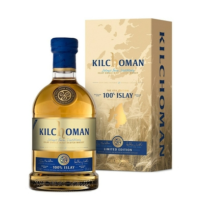 KILCHOMAN 100% Islay Release 6th Edition 50%