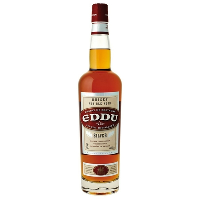 DISTILLERIE DES MENHIRS EDDU SILVER whisky